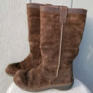 Ugg Australia Swell Leather Tall Boots